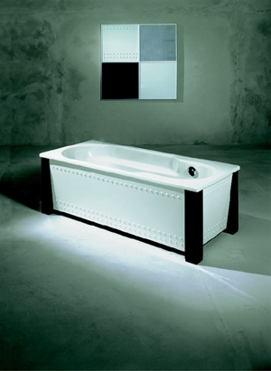 Een badkuip die ook heel tof is